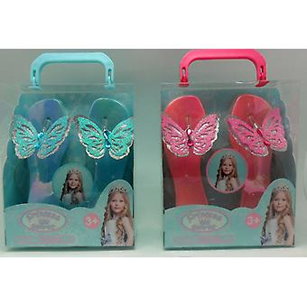 Import Princess Pink And Blue Shoe