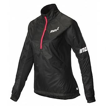 AT/C Thermoshell Half Zip Black/Pink Womens