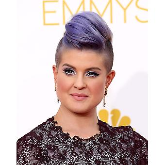 Kelly Osbourne im Ankunftsbereich für den 66. Primetime Emmy Awards 2014 Emmys - Teil 1 Nokia Theatre LA Live Los Angeles Ca 25. August 2014 Foto von James AtoaEverett Sammlung Fotodruck