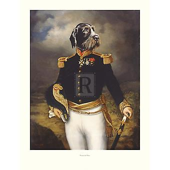 Ceremonial Dress Poster Print by Thierry Poncelet (26 x 34)