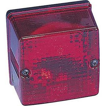 Bulb Rear fog lamp rear 12 V Red SecoRüt
