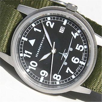 Aristo Messerschmitt Herre pilot watch ME 262 / 262-S