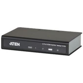 Aten HDMI splitter 4K2K 2-port (DIY, strøm)