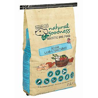 Goodwyns Senior komplet lam & grøntsager 400g (pakke med 10)