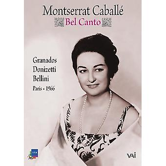 Montserrat Caballe - Art of Bel Canto [DVD] USA import