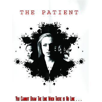 Patienten [DVD] USA importerer