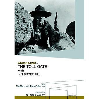 Vejafgift Gate med hans bitre pille [DVD] USA importerer