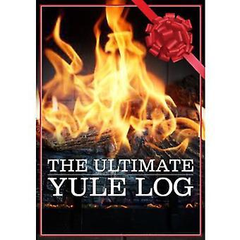 Ultimative Yule Log [DVD] USA importerer