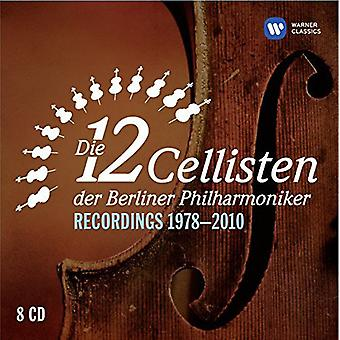 12 Cellists - 12 Cellists of the Berlin Philharmonic Orch [CD] USA import