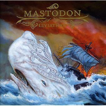 Mastodon - Leviathan [CD] USA import