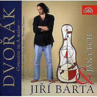 Jiri Barta - Dvorak: Complete Compositions for Cello & Piano [CD] USA import