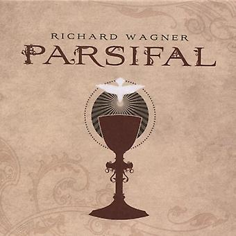 R. Wagner - Wagner: Parsifal [CD] USA import