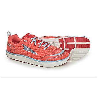 Altra Intuition 3.0 Womens Shoes Coral/Blue