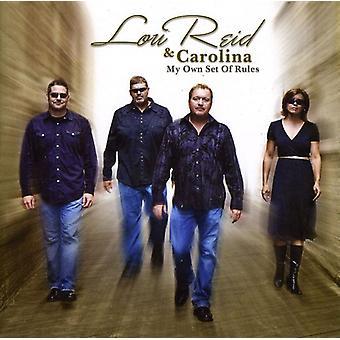 Lou Reid & Carolina - min egen sæt af regler [CD] USA import