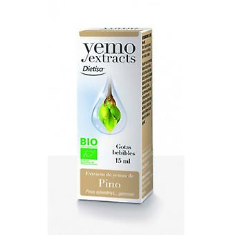 Dietisa Extracts Yemo Dietisa Pino 15 ml (Herbalist's , Natural extracts)