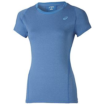 Asics Women Pinnacle Short Sleeve Top Laufshirt - 121641-8110