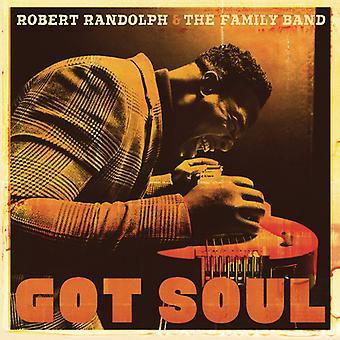 Robert Randolph & Family Band - Got Soul [CD] USA import