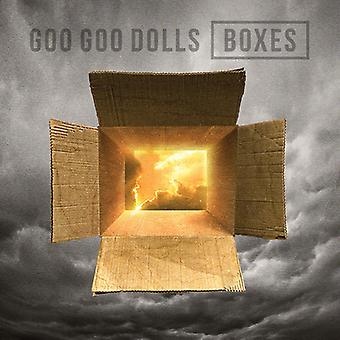 Goo Goo Dolls, - lådor [CD] USA import