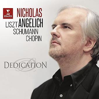 Nicholas Angelich - La Ronde [CD] USA import