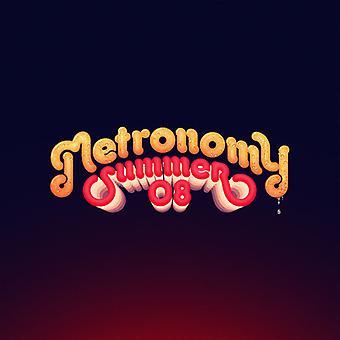 Metronomy - sommer 08 [CD] USA importerer