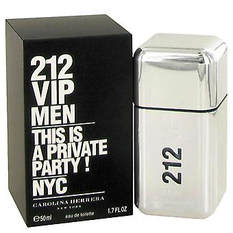 Carolina Herrera 212 VIP mannen Eau de Toilette 50ml Spray