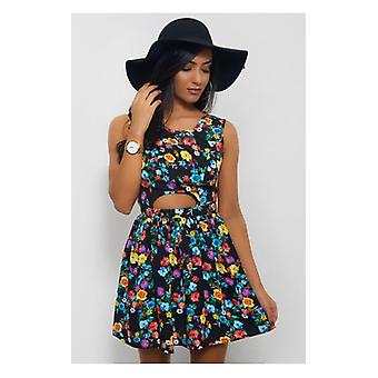 The Fashion Bible Alice Ditsy Floral Skater Dress