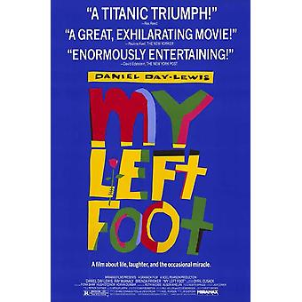 My Left Foot Movie Poster (11 x 17)