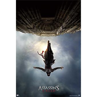Assassins Creed 2 Poster Plakat-Druck