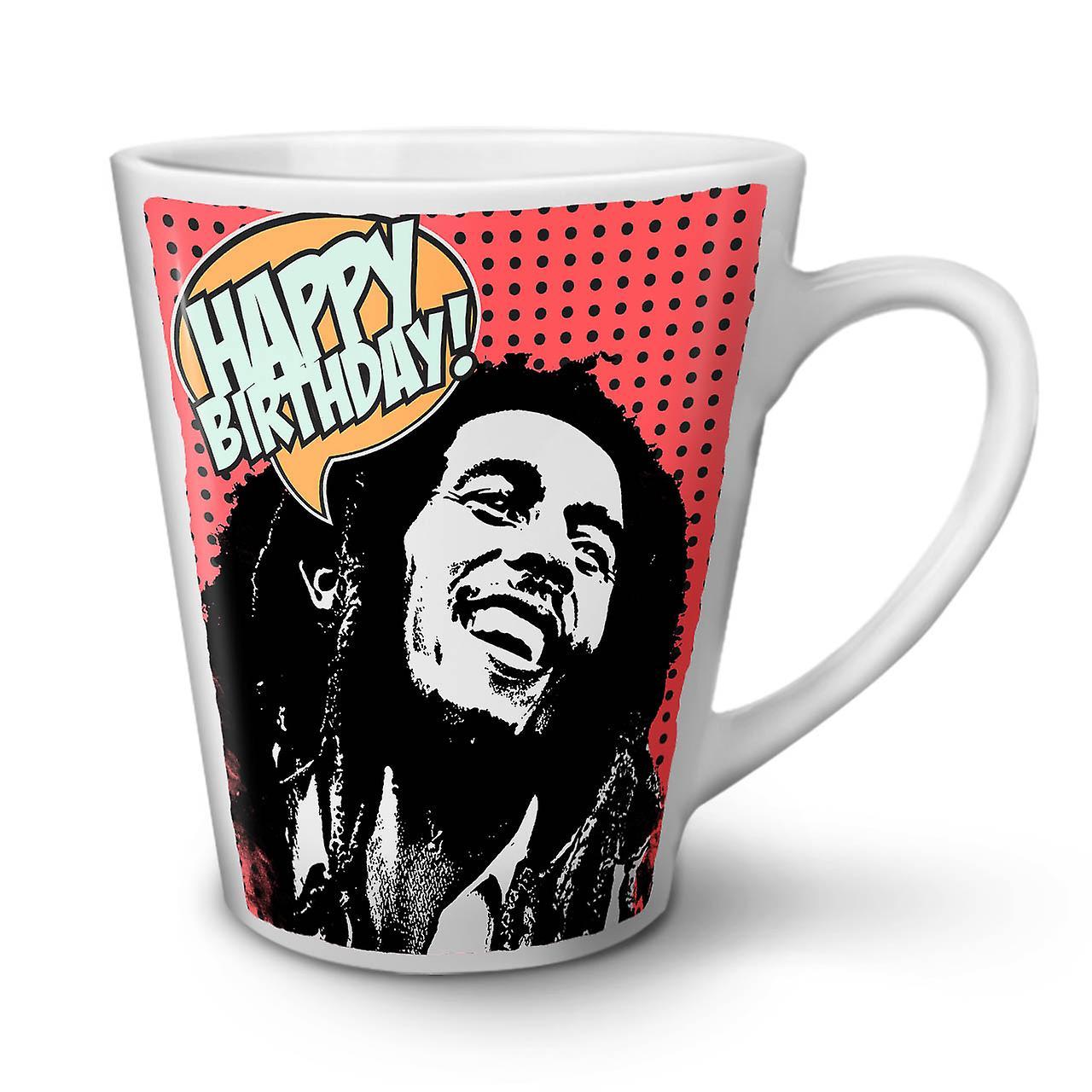 En Bob 12 Nouvelle Latte OzWellcoda Café Céramique Blanche Anniversaire Tasse Marlety Pot WQdCBoxer