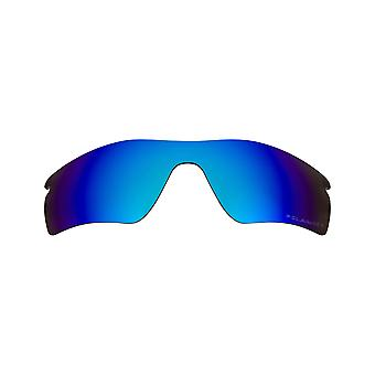 RADAR PATH Polarized Lenses Accessories Kit Blue Mirror Blue by SEEK fits OAKLEY