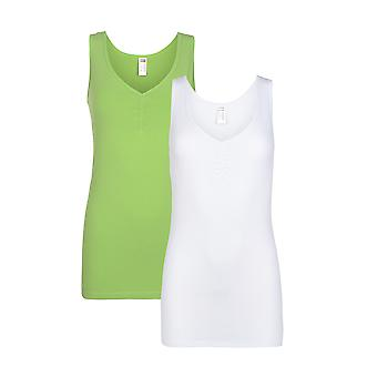 2-Pack H.I.S shirt top ladies top multicolor