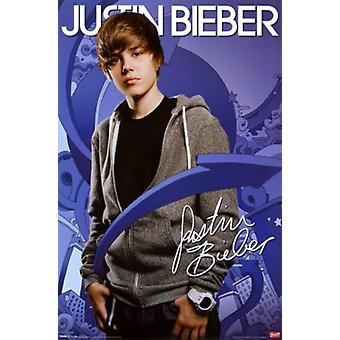 Justin Bieber - Arrows Poster Print