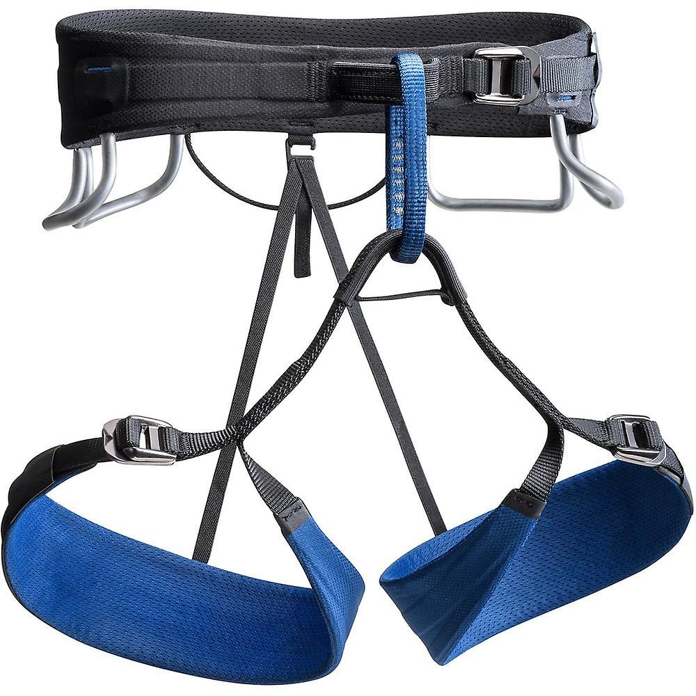 Black Diamond Technician Climbing Harness Denim Equipment for Travel
