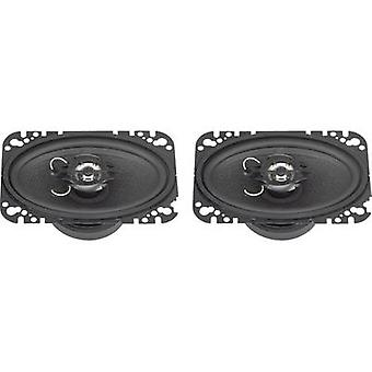 2 way coaxial flush mount speaker kit 350 W Boschmann XJ1-G464T2