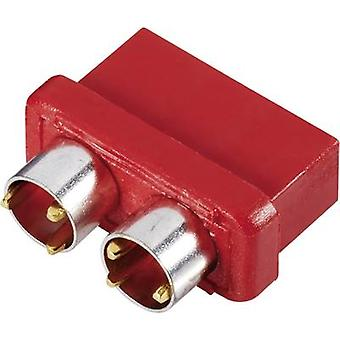 Battery receptacle MPX 1 pc(s) Modelcraft 224596