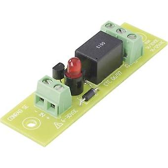 Relay card equipped 1 pc(s) 5 Vdc Conrad Components