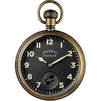 Ingersoll pocket watch the Trenton limited edition hand-wound I04901