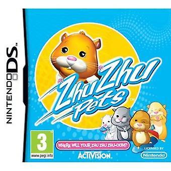 Zhu Zhu Pets (Nintendo DS) - Factory Sealed