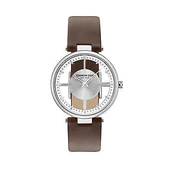 Kenneth Cole New York women's watch wristwatch leather KC15004005
