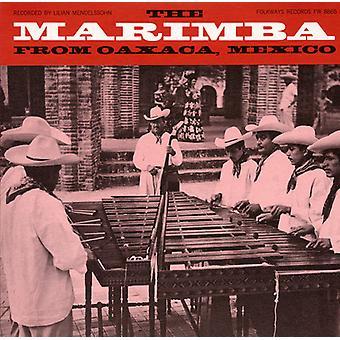 Importare Rivera/Navarro - Marimba di Oaxaca Messico [CD] Stati Uniti d'America