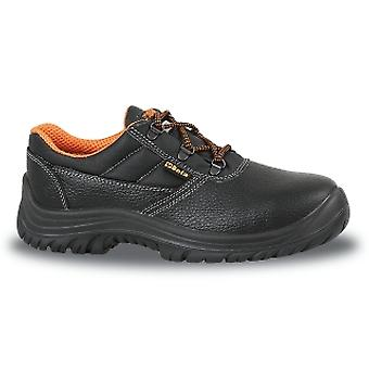 7241B 44 Beta Size 10/44 Leather Shoe With Penetration Proof Insole