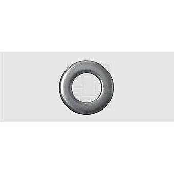 Washer Inside diameter: 4.3 mm M4 DIN 125 Stainless steel A2 100 pc(s) SWG 409467