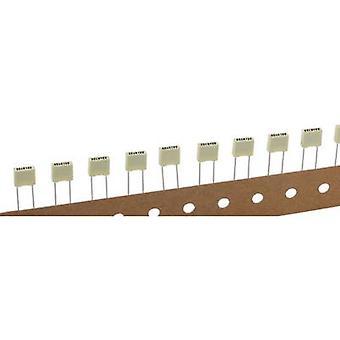 Kemet R82DC3680DQ60K+ PET capacitor Radial lead 680 nF 63 V 10 % 5 mm (L x W x H) 7.2 x 4.5 mm x 9.5 mm 1 pc(s)