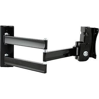 B-Tech BT 7513/PB 1 x Monitor muro Monte 30,5 cm (12) - 58,4 cm (23) orientabile/inclinabile, girevole