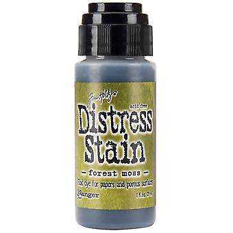 Distress Stain 1oz-Forest Moss