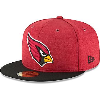 New era 59Fifty Cap - sideline home Arizona Cardinals