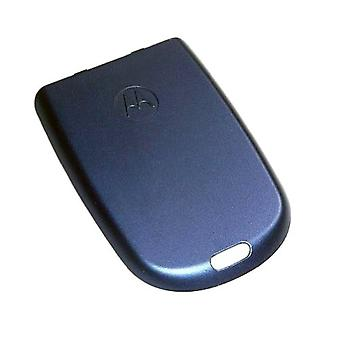OEM Motorola V400 V500 Battery Door SHN8499 (Cosmic Blue)