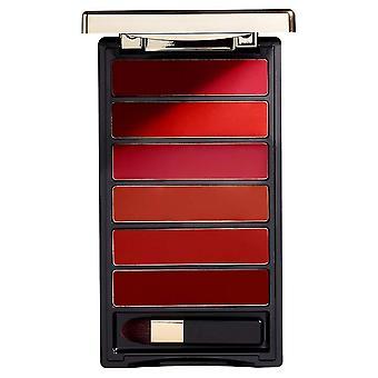 3 x L'Oreal Paris Color Riche Lip Palette Red