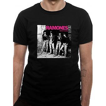 RAMONES-ROCKET TO RUSSIA T-shirt