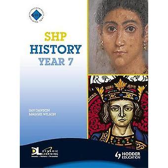 SHP historie år 7 elevens bog - Romerriget og England 1066-15